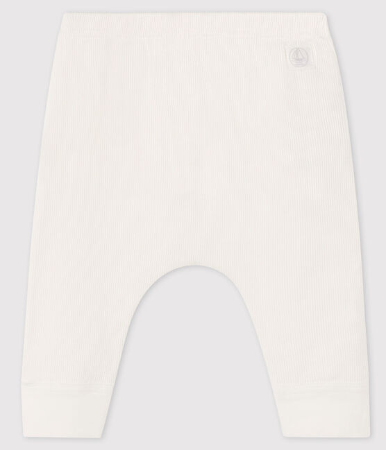 Legging bébé blanc Marshmallow
