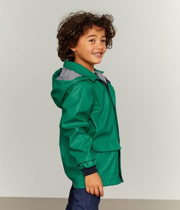Ciré enfant mixte vert Ecology