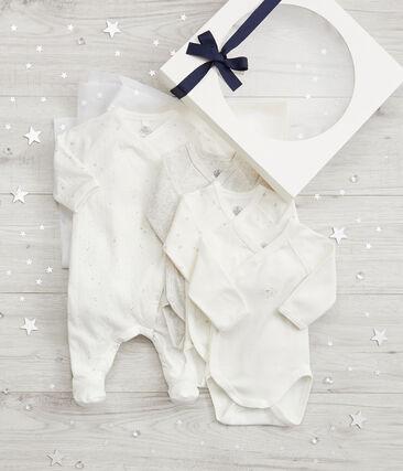 Coffret cadeau naissance mixte