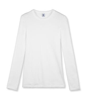 Tee shirt femme iconique en manche longues