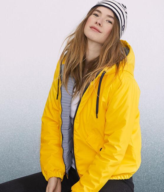Ciré doudoune recyclé Femme/Homme jaune Jaune