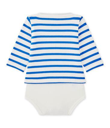 Body marinière bébé manches longues