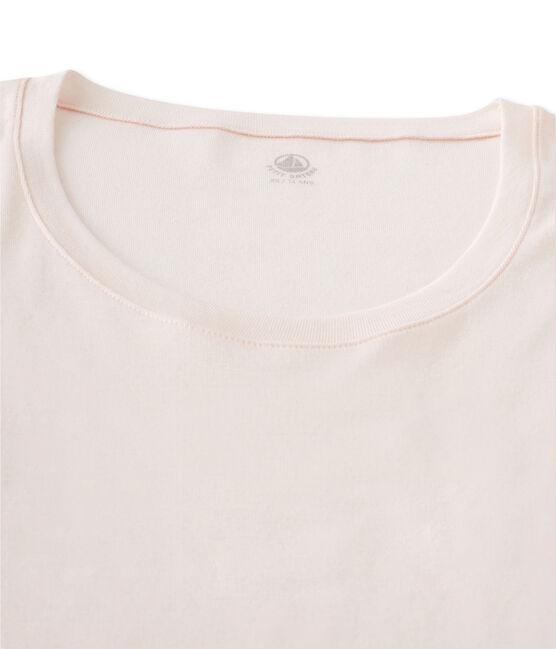Tee shirt manches longues col danseuse femme FLEUR