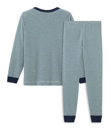 Pyjama petit garçon en côte