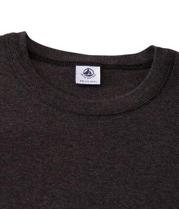 T-shirt femme gris City Chine