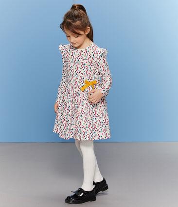 Robe imprimée enfant fille
