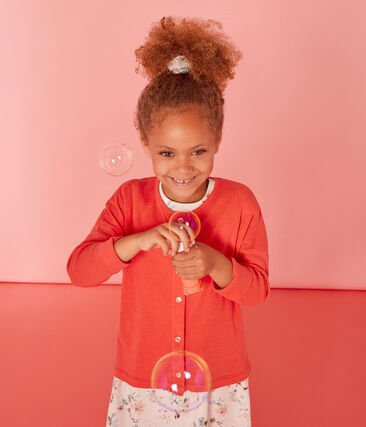 Cardigan enfant fille