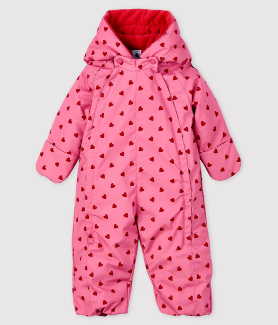 Combinaison Grand Froid bébé fille CHEEK/TERKUIT