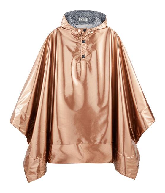 Cape de pluie femme rose Copper