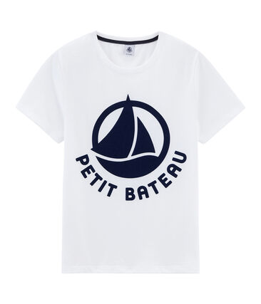 Tee-shirt manches courtes adulte unisexe flocké lot .