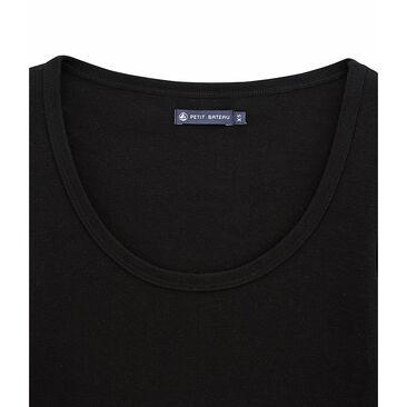 Tee-shirt manches 3/4 femme
