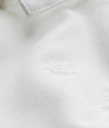Chemise bébé garçon de cérémonie blanc Ecume