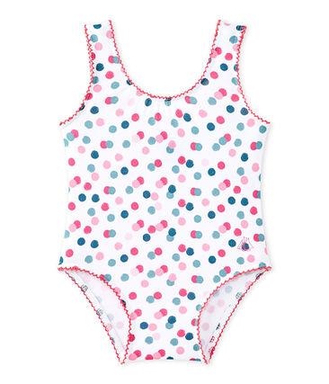 Maillot de bain bébé fille imprimé