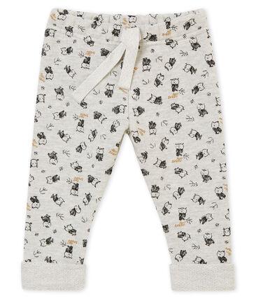 Pantalon imprimé bébé garçon