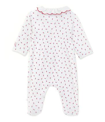 Dors bien bébé fille imprimé