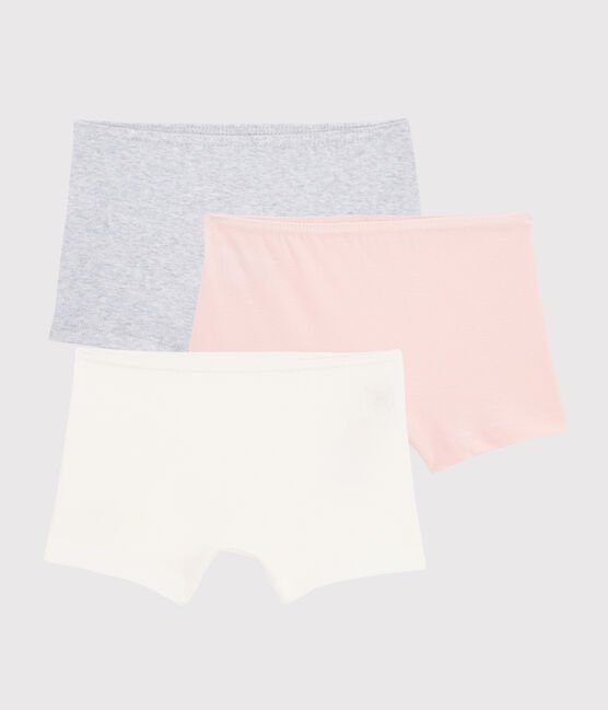 Lot de 3 shorties petite fille lot .
