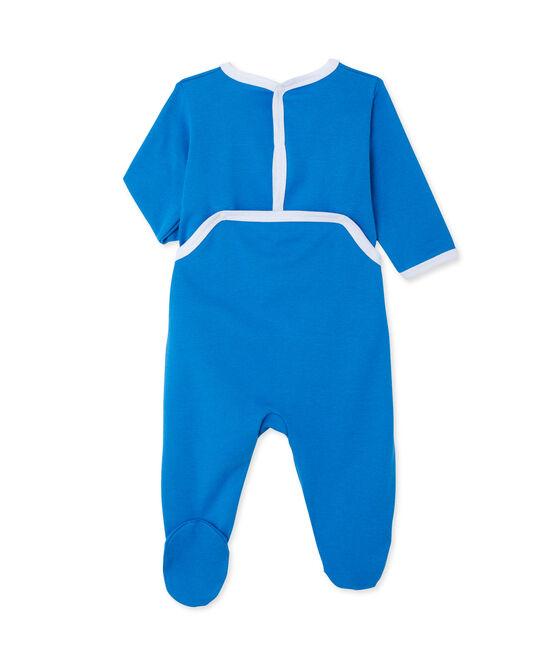 Dors bien bébé mixte bleu Delphinium