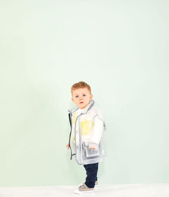Ciré bébé mixte transparent blanc Translucide