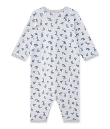Dors bien sans pieds bébé garçon en tubique