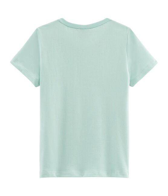 Tee-shirt logo enfant CRYSTAL