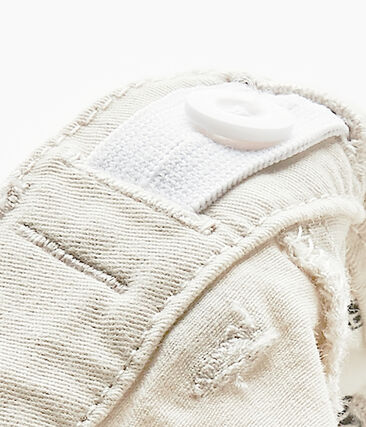 Pantalon bébé garçon en gabardine