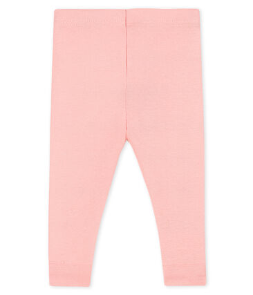 Legging bébé fille rose Charme