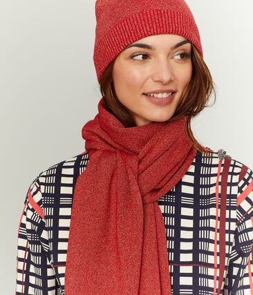 Bonnet brillant femme rouge Terkuit / rouge Terkuit Brillant