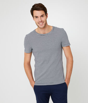 Tee shirt manches courtes col rond homme
