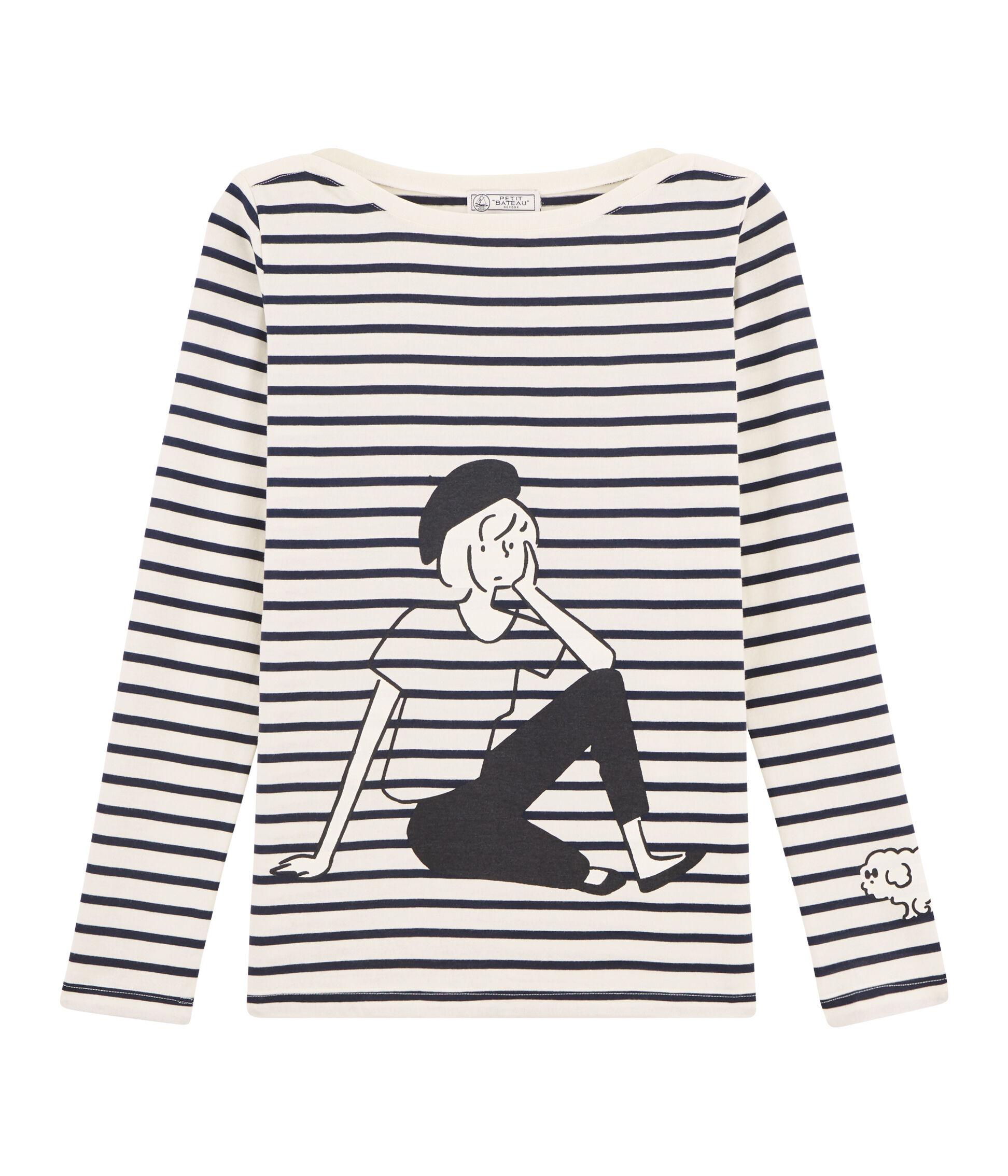 Petit Bateau Sweat-Shirt Fille