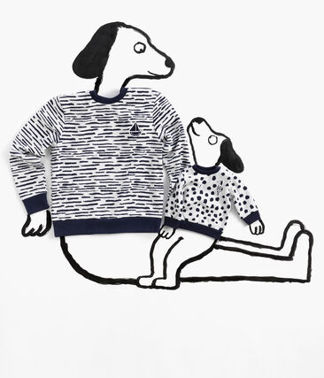 Sweatshirt bébé mixte Jean Jullien