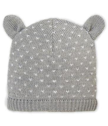 Bonnet doublé polaire bébé mixte