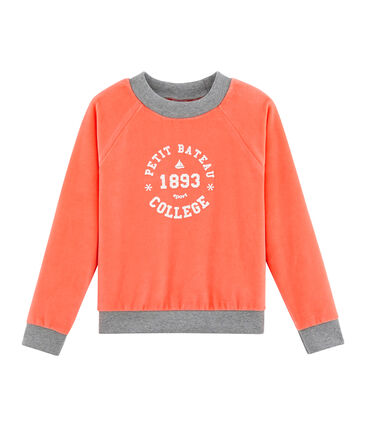 Sweat-shirt enfant fille