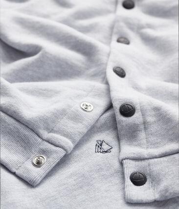 Ensemble jogging et sweatshirt gris Poussiere Chine