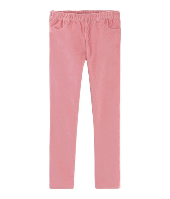 Velours slim enfant fille CHARME