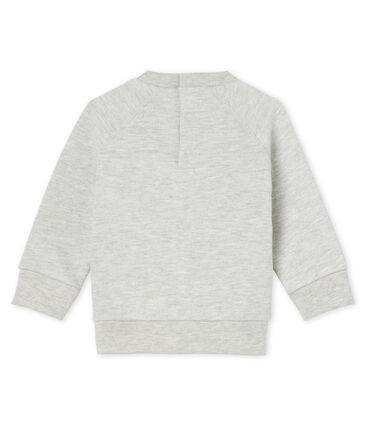 Sweatshirt bébé garçon en molleton