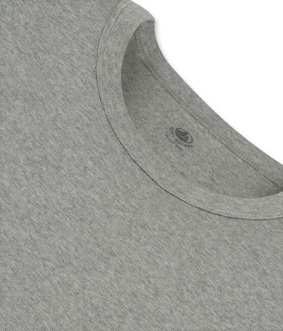Tee shirt manches courtes iconique homme gris Subway