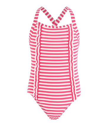 Maillot de bain protection solaire fille null