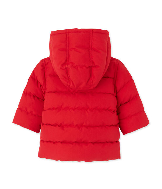 Doudoune bébé garçon rouge Froufrou