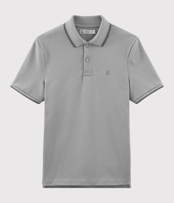 Polo Homme gris Subway