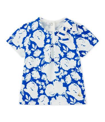Tee-shirt bébé fille imprimé