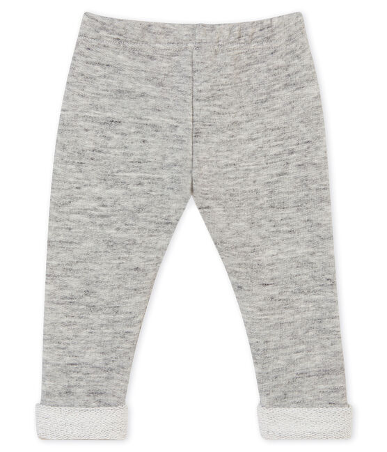 Pantalon en molleton bébé garçon gris Gris
