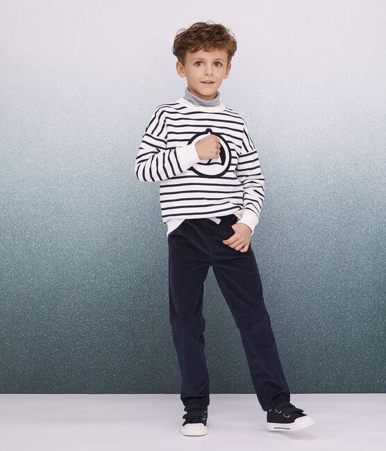 Pantalon en velours enfant garçon SMOKING
