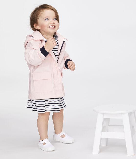 Ciré bébé fille iconique rose Minois