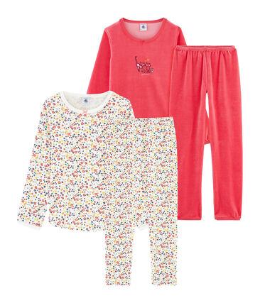 Duo de pyjamas petite fille