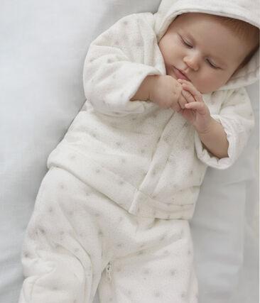 Combipilote 3 en 1 bébé mixte blanc Marshmallow / beige Perlin