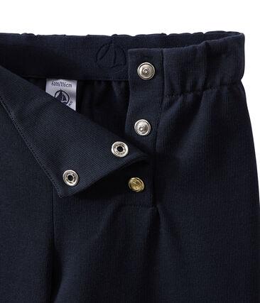 Pantalon à pont fille