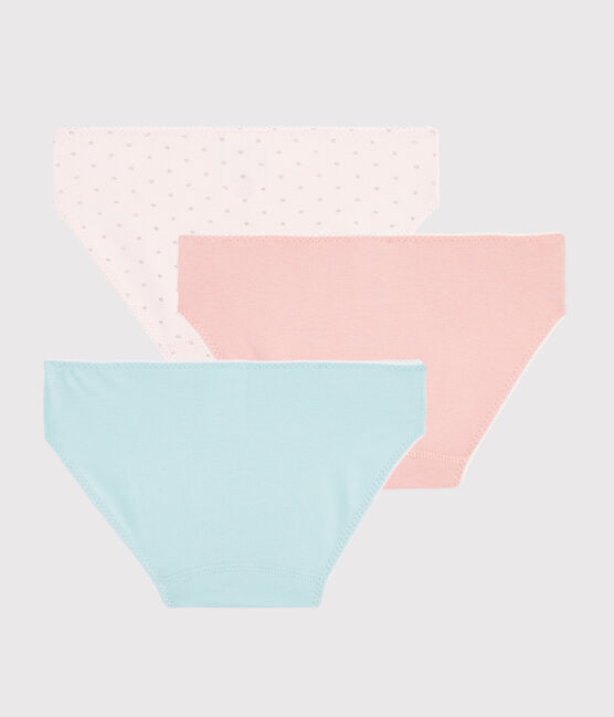 Lot de 3 culottes à paillettes petite fille lot .
