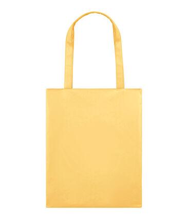 Sac shopping uni jaune Dore
