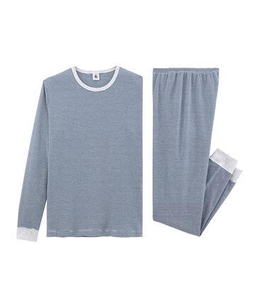 Pyjama garçon en côte