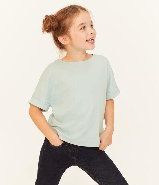 Tee-shirt à manches courtes enfant fille CRYSTAL